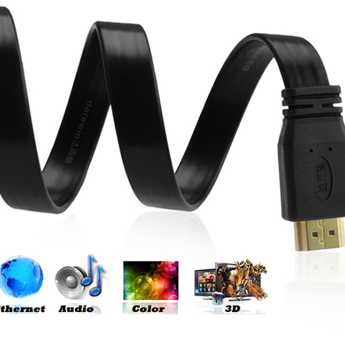 HDMI Male to Male PVC V1.4 Cable for XBOX, DVD, Laptop,HDTV, PS3, LED and LCD