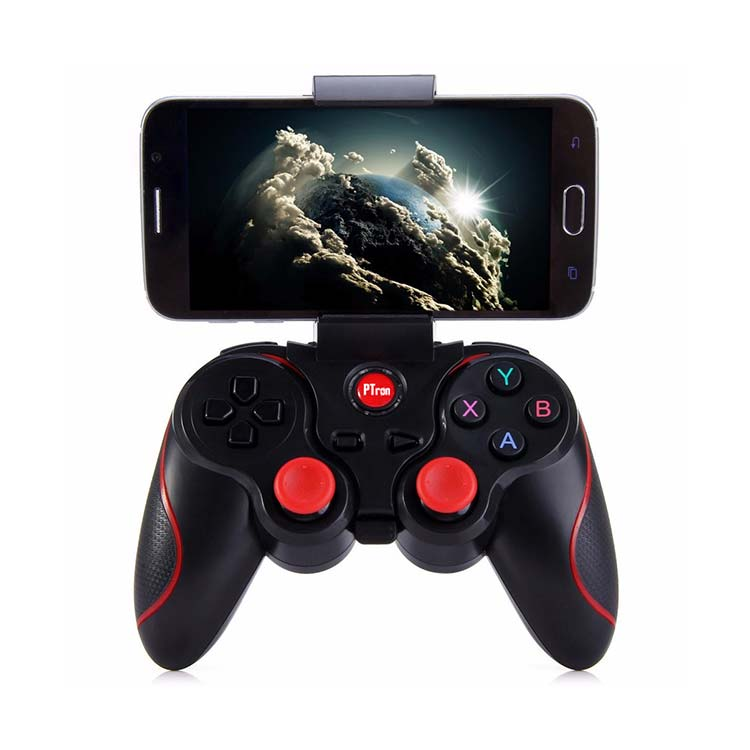 PTron Bluetooth Gamepad/joy stick LatestOne.com