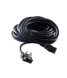 10 Meter 3 Pin Power cord for CPU Monitor SMPS Desktop